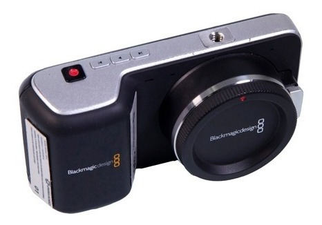 Câmera Blackmagic Pocket 4k