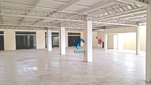 Imagem 1 de 18 de Prédio Para Alugar, 2525 M² De Área Útil - Jardim São Dimas - Pr0068