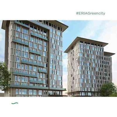 Departamento Pre-venta Eria Green City 106.52m2 $3,474,555
