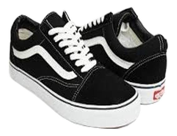 Zapatos Vans Old Skool Made In Vietnam 20$ Tallas 38 Ala 42