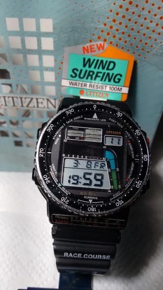 Citizen Wind Surf D120 Black - Combo Wingman