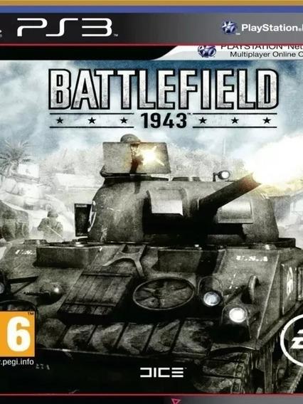 Battlefield 1943 Ps3 Psn Jogo Original Envio Rápido