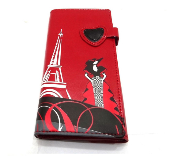 Monederos Paris Eiffel Feng Shui / Carteras / Estilo /