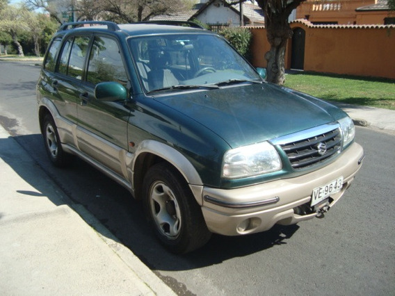 Suzuki Grand Nomade Año 2002