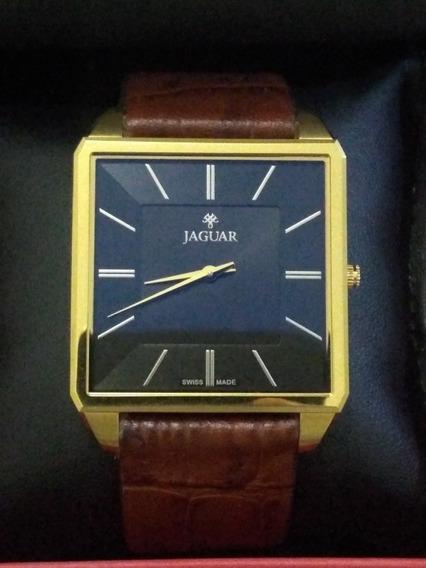 Relógio Jaguar Original Suíço,j040agl01 Vidro Safira, Lindo.