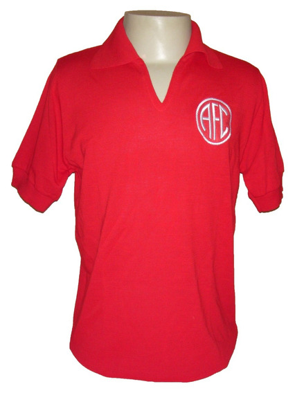 Camisa Retrô América Do Rio De Janeiro Com Gola Polo + Nome
