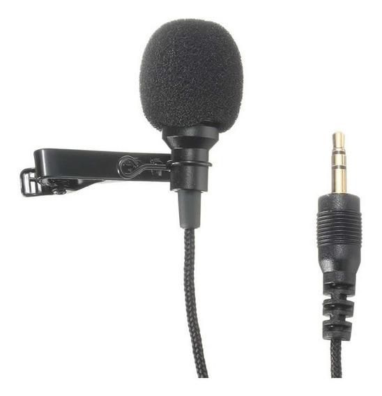 Microfono Balita Alta Calidad Estereo Plug 3.5 Mm Cable 2,4m