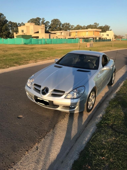 Mercedes Benz Coupe Slk 200 Mt. Convertible