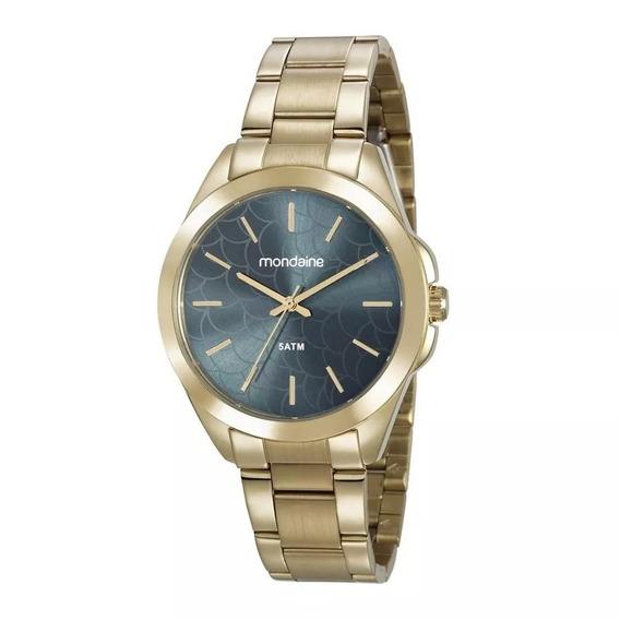 Relógio De Pulso Feminino Mondaine 78750lpmvda1