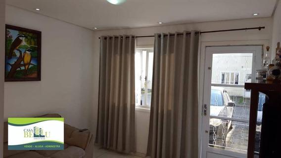 Casa Com 2 Dormitórios À Venda, 66 M² Por R$ 35.000 - Recanto Feliz - Francisco Morato/sp - Ca0471
