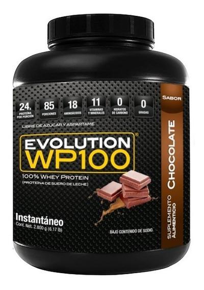 Wp100 Bote De Chocolate De 2800 G