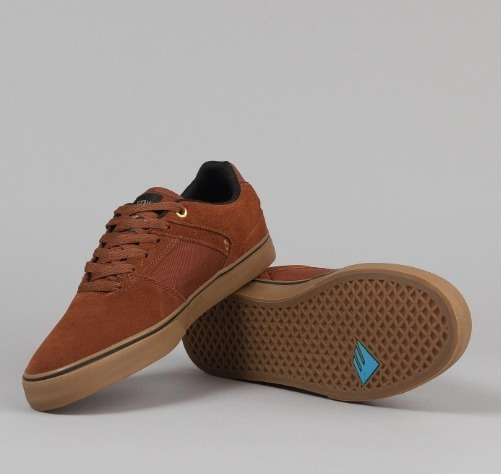 Zapatillas Emerica The Reynolds Low Vulc X Stay Flared
