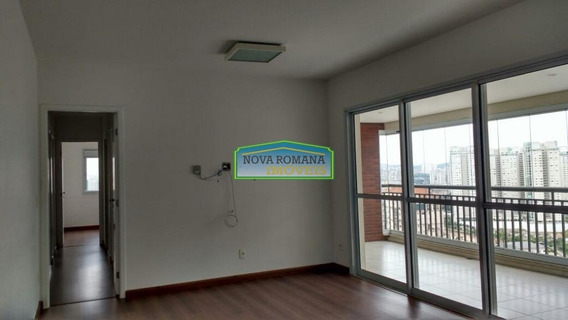 Apartamento Residencial Para Venda E Locação, Perdizes, São Paulo. - 3178