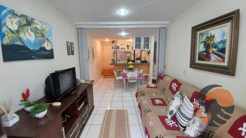 Apartamento Com 1 Dormitório À Venda, 50 M² Por R$ 230.000,00 - Centro - Guarapari/es - Ap2618