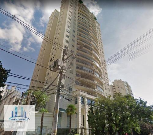 Imagem 1 de 30 de Apartamento Residencial À Venda, Moema Pássaros, São Paulo. - Ap2901