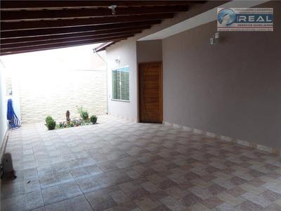 Casa Com 2 Dormitórios Para Alugar, 85 M² Por R$ 1.200/mês - Serra Azul - Paulínia/sp - Ca1429