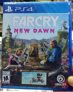 Far Cry New Dawn Ps4 Playstation Nuevo Sellado + Garantía