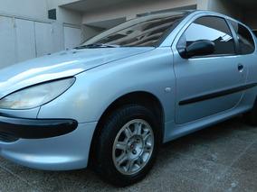 Peugeot 206 1.6 Xr Premium 3 P