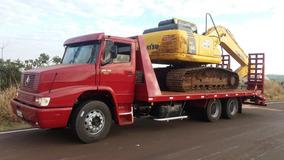 Caminhão M Benz 2635 6x4 Prancha