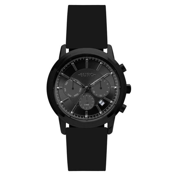 Relógio Euro Feminino Multi Basics Pushers Preto Eujp25ac/8p