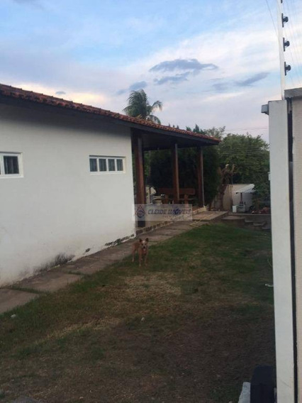 Casa Com 3 Dormitórios À Venda, 367 M² Por R$ 650.000,00 - Boa Esperança - Cuiabá/mt - Ca0932