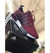Tenis Sapato adidas Nmd Gratis 1 Kit Com 3 Pares De Meias