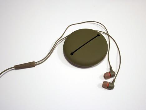 Audifonos Incase.3.5 Modelo Aceituna