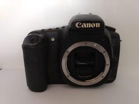 Câmera Canon Eos 20d Para Retirada De Peças Leia Anuncio