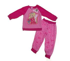 Pijama Barbie De Polar Nuevo