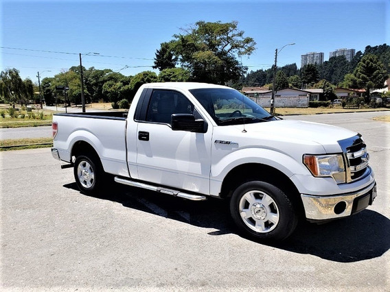 Ford F 150 3.7 Xlt Cabina Regular 2wd 2013