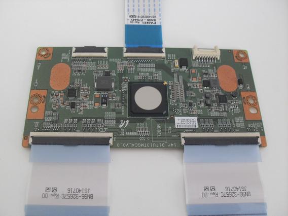 Placa Tcon Com Flats Tv Samsung Un55hu7000g Nova