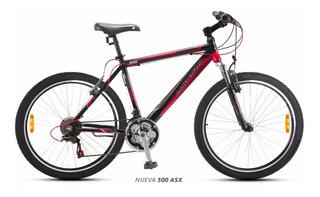 Bicicleta Aurora Mtb 500 Asx 18v Rodado 26 En Slice Deportes