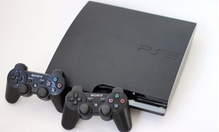 Console Playstation 3 Usado Em Passo Fundo Rio Grande Do Sul