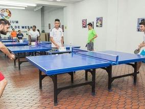 Club De Tenis De Mesa En Medellïn
