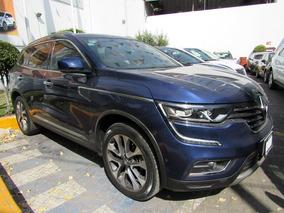 Renault Koleos 2.5 Iconic Cvt Azul 2017