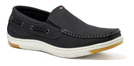 Zapato Naútico Massimo Chiesa
