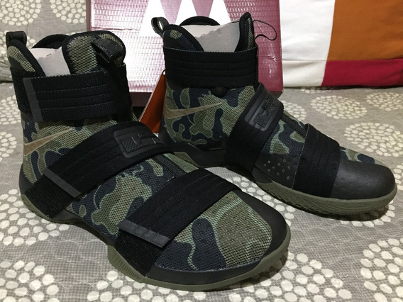 Tênis Nike - Lebron Soldier 10 Sfg