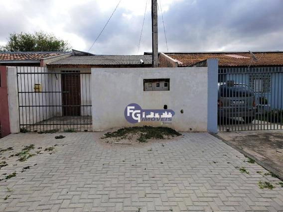 Terreno À Venda, 216 M² Por R$ 159.000,00 - Cidade Jardim - São José Dos Pinhais/pr - Te0030
