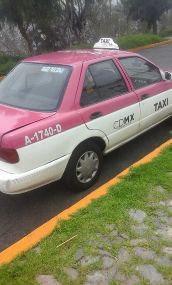 Vendo Taxi Tsuru 2010 De La Cdmx