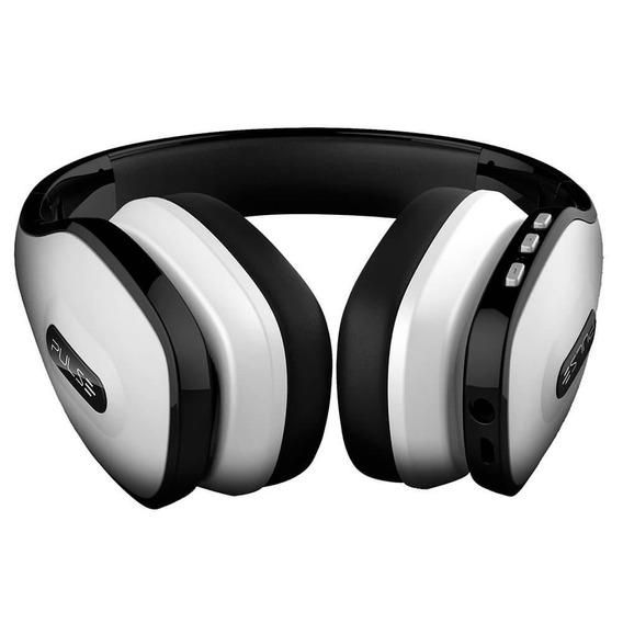 Fone De Ouvido Pulse Headphone Bluetooth Branco - Ph152