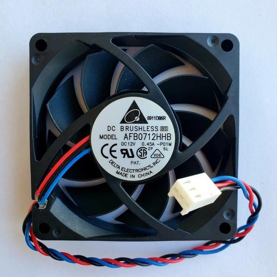 Cooler Ventoinha 70x70x15 0.45a 12v Fan Super Cooler