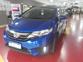 Honda Fit 1.5 Ex-l 2017