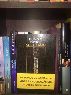 Humo Y Espejos Neil Gaiman
