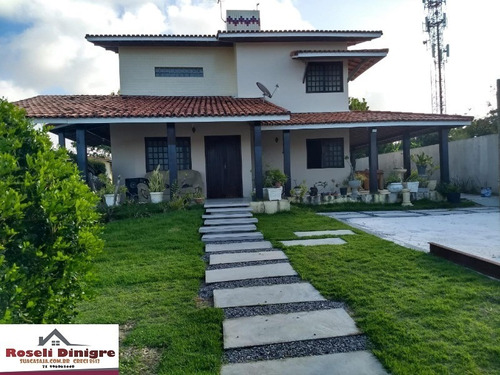 Imagem 1 de 14 de Casa A Venda Em Condominio 3 Suites Terreno Amplo Condominio Village - 20c3 - 69384185