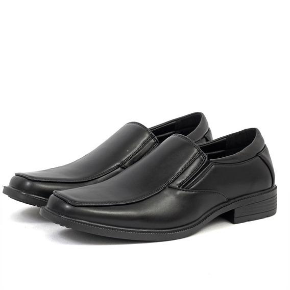 Zapatos Hombre Sven Cuero Ecologico