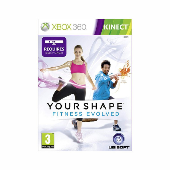 Your Shape Fitness Evolved - Xbox 360