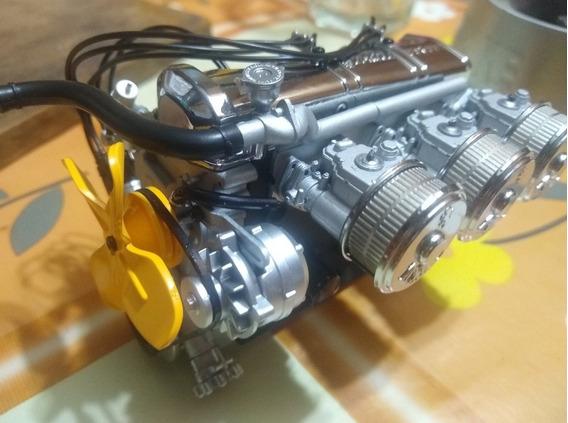 Renault Torino 380w Escala 1/8 Armado Completo Del 1 Al 45