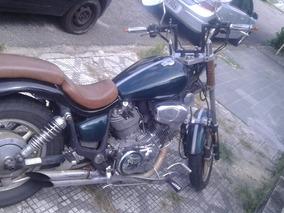 Yamaha Virago Xv 750 Customizada