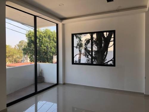 Departamento En Renta Cerrada San Jose, Olivar De Los Padres