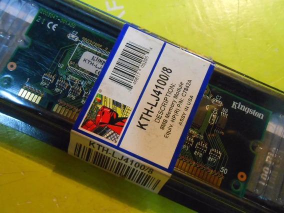 Memoria Para Impresora Kingston Kth-lj4100/8 8mb 100 Mhz